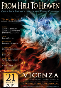 FROM HELL TO HEAVEN - L'OPERA ROCK SINFONICA