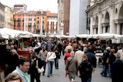 Delightful Domenica Torna A Vicenza Il Mercato Dellu0027Antiquari