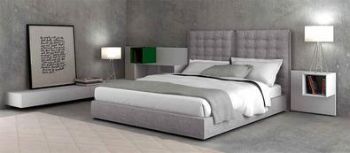 Lo stile anche in camera da letto!